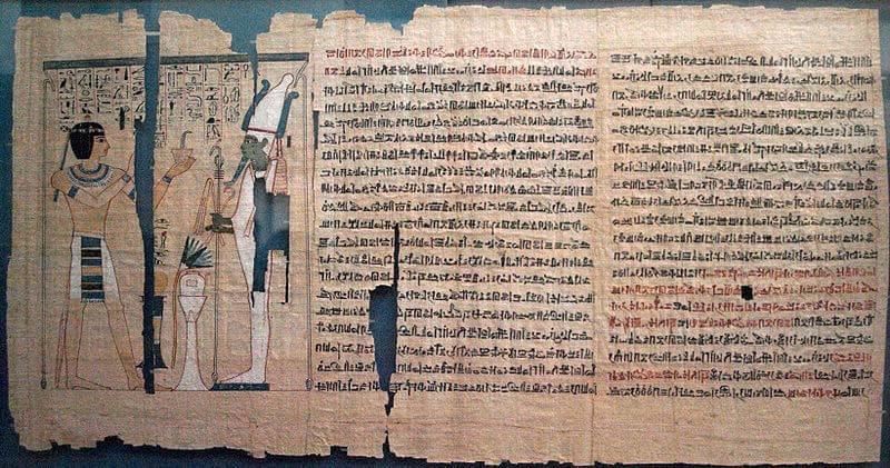 Скрытые тайны египетской «Книги Мертвых»