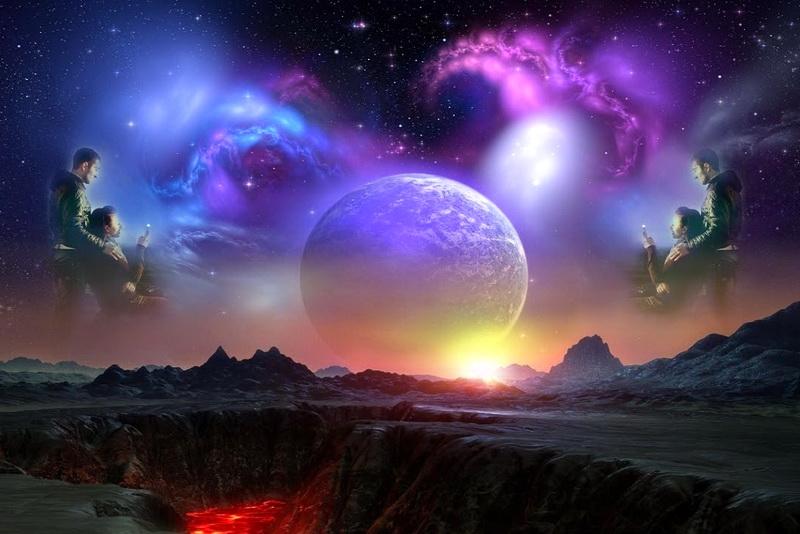 Сны из параллельной вселенной