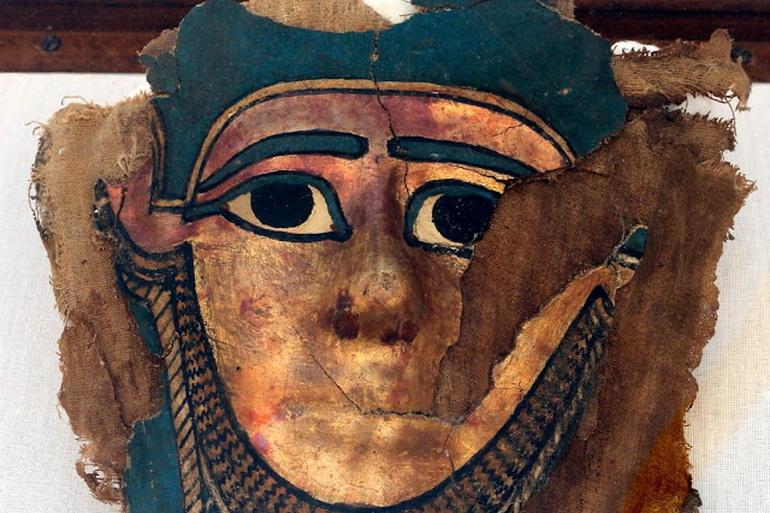 Древняя «фабрика» мумий