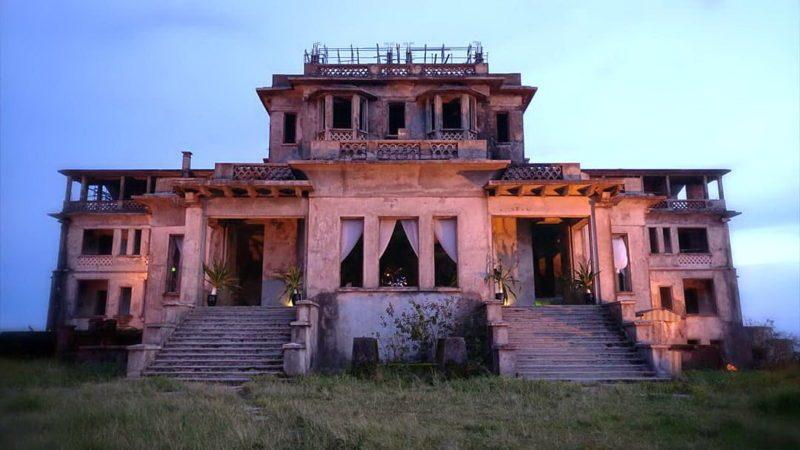 Призрачный Бокор Хилл — заброшенный курорт с темным прошлым