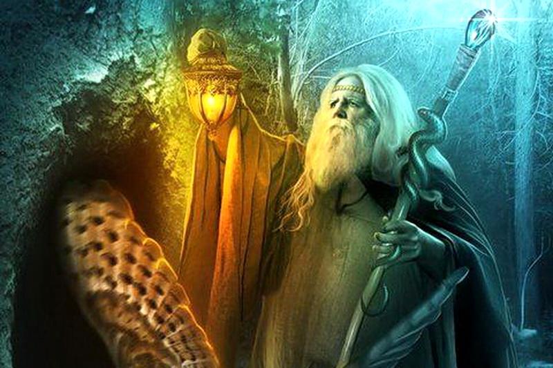 Великий Мерлин: легендарное происхождение мага и волшебника всех времен