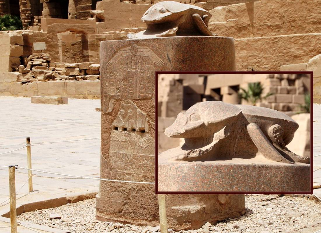 Хепри – египетское божество, дух воскрешения, жизни и восходящего Солнца