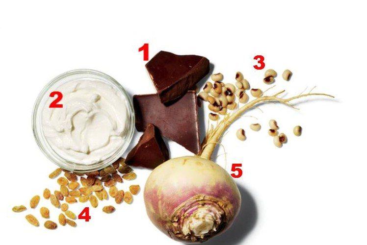 5 продуктов для борьбы с диабетом