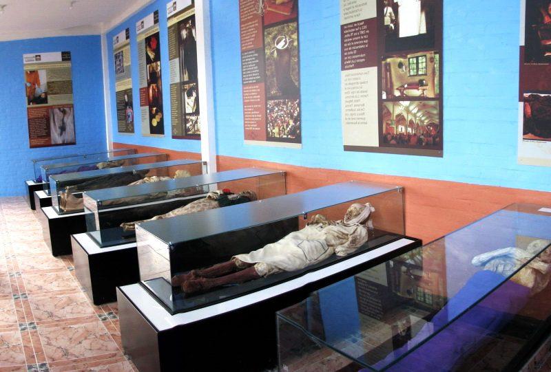 Загадка колумбийских мумий, которые «отказываются» разлагаться