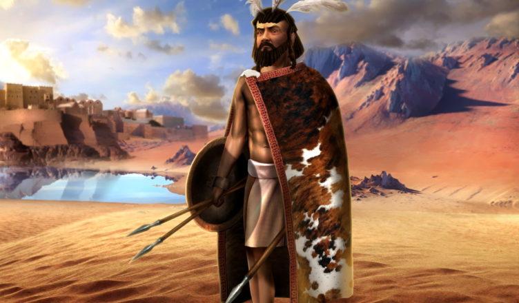 Древние секреты исчезнувшей цивилизации Гараманты