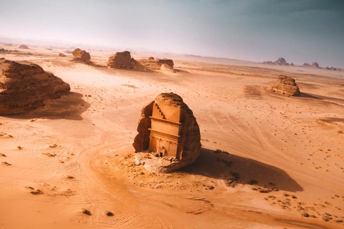 Комплекс сооружений набатейской цивилизации