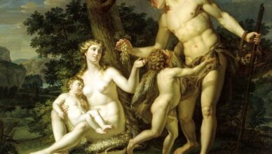 Кто на самом деле была жена Каина