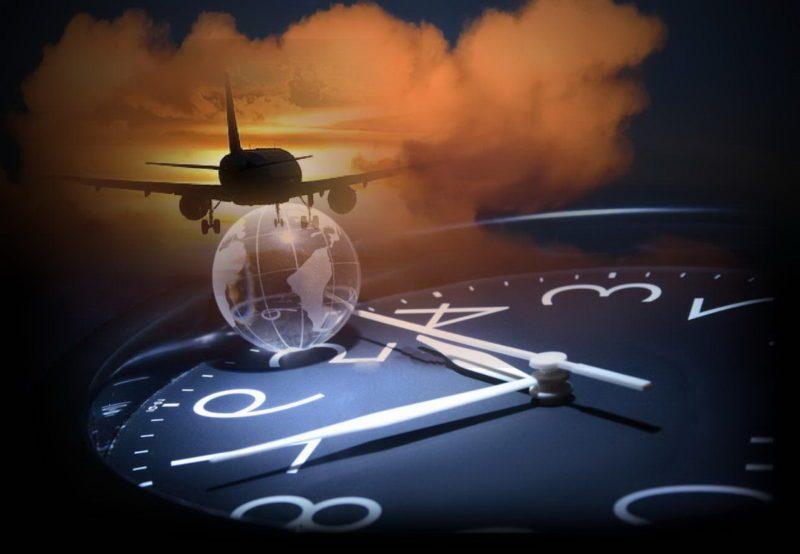 Путешествие во времени пилота Виктора Годдарда