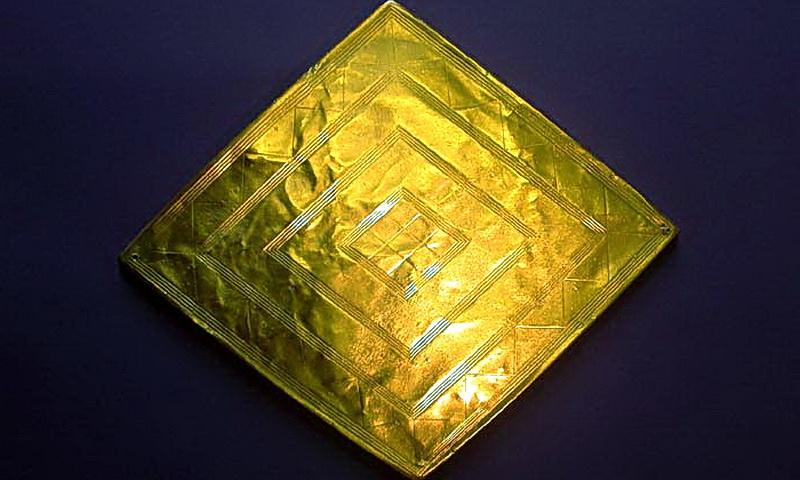 Тайна золотых сокровищ Стоунхенджа