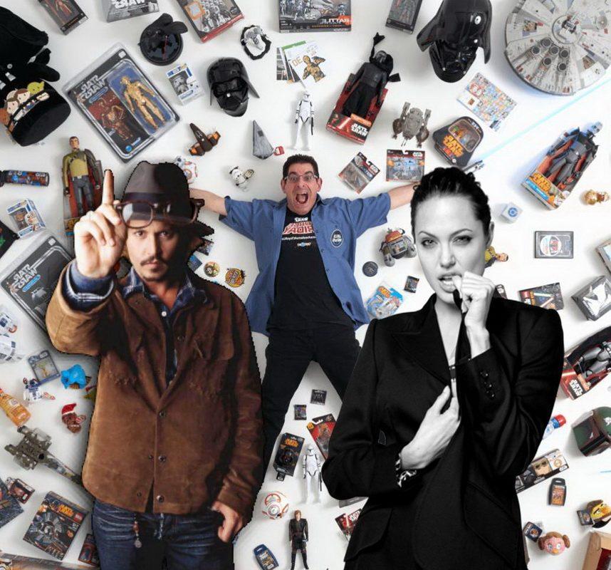 Игрушки голливудских звезд — что коллекционируют знаменитые актеры