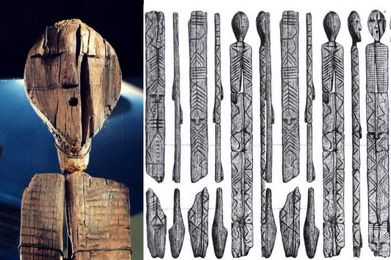 Шигирский идол — таинственный код древней статуи