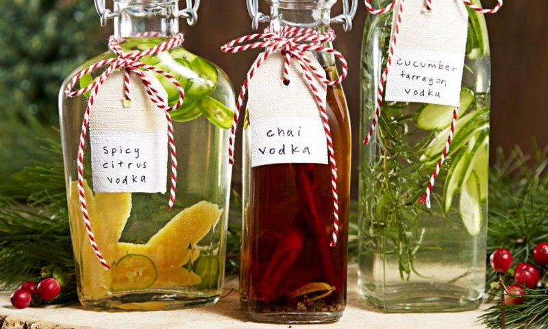 5 рецептов напитков к Новому году