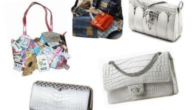 5 самых дорогих роскошных сумок