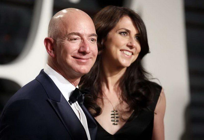 Самый богатый человек планеты Джефф Безос разводится с женой