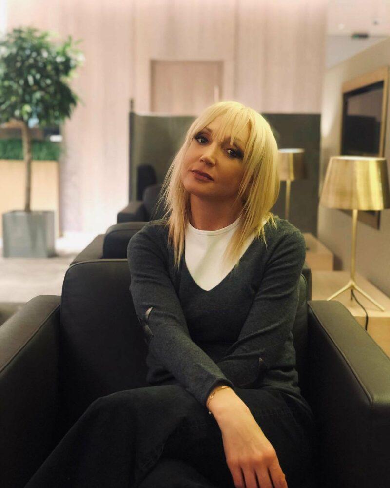 Кристина Орбакайте рассказала о трех блюдах, которые она всегда ест на обед