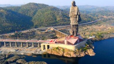 Новое чудо Индии — самая большая статуя в мире