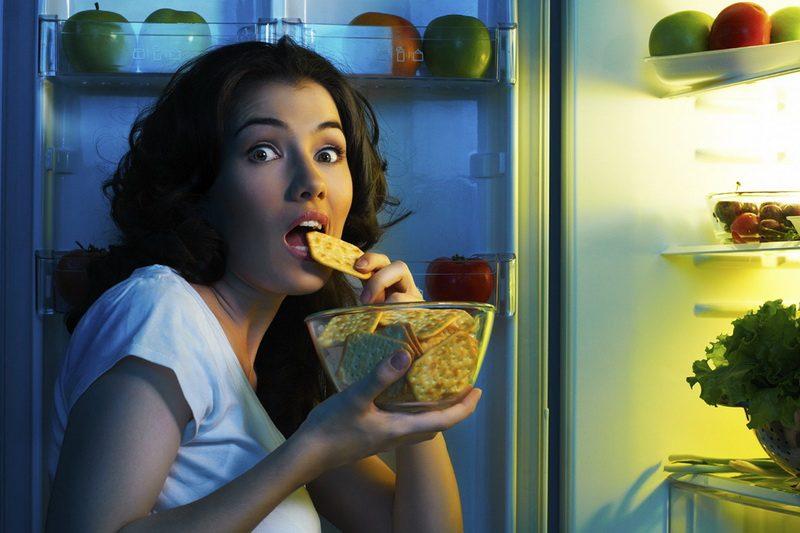 Продукты, которые можно и нужно есть ночью