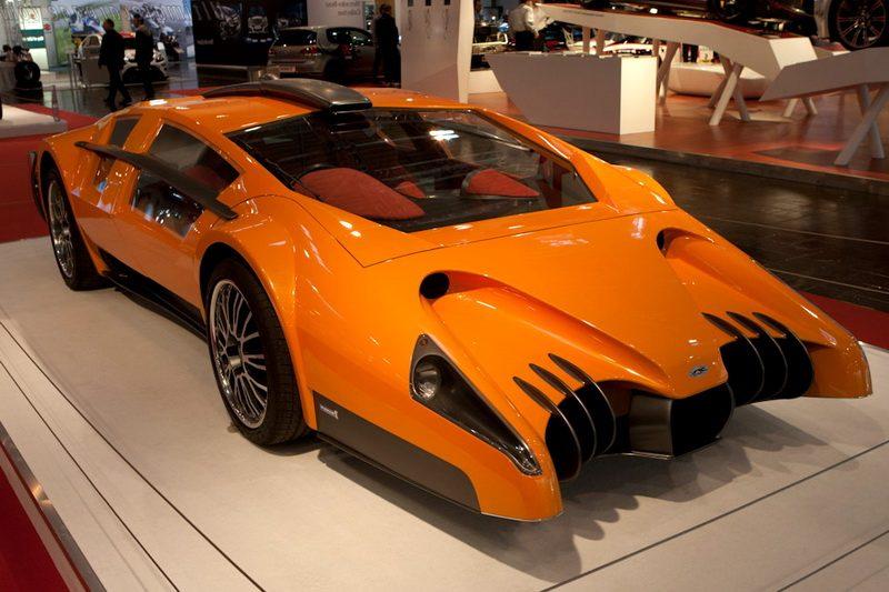 Самые уродливые автомобили