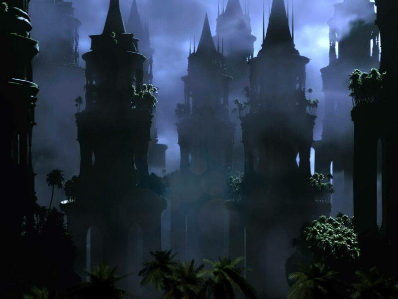 Мифический город Биринган — невидимый портал в другой мир