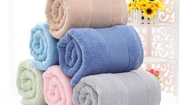 Замочить полотенца в соленой воде- рецепт пошаговый с фото