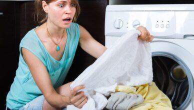 Как стирать белую футболку и вернуть ей белизну