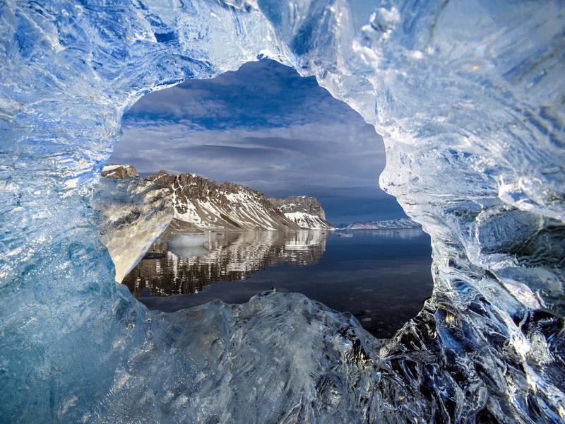 5 миров, погребенных под Шпицбергеном