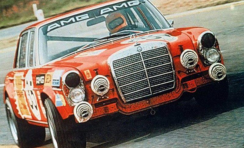 10 фактов, которые вы не знали о Mercedes-Benz