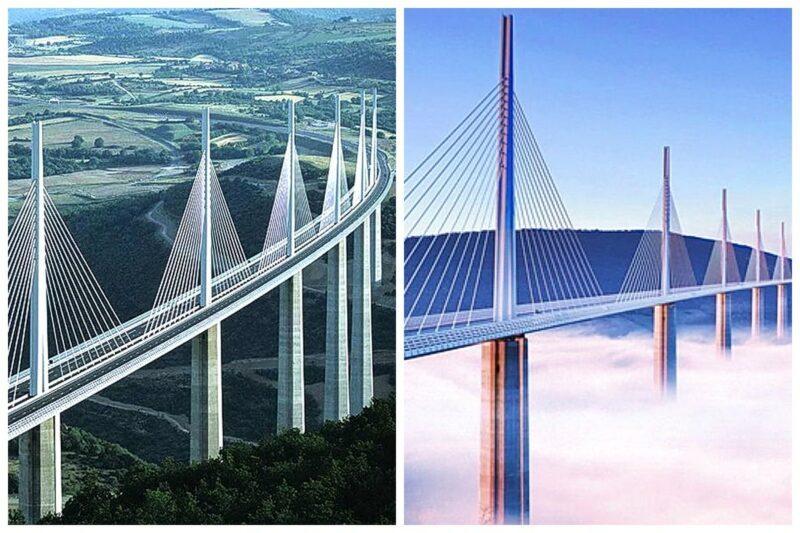 7 самых пугающих мостов в мире