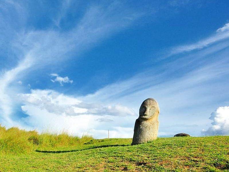 Загадочные доисторические каменные гиганты долины Бада
