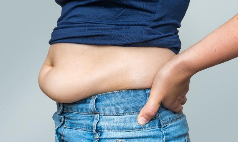 Как быстро убрать жир на животе и боках в домашних условиях