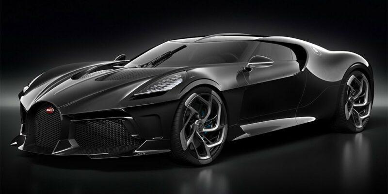 Новый гиперкар Bugatti стал самым дорогим автомобилем в мире