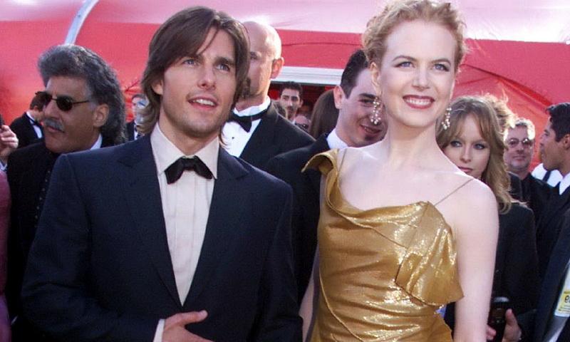 Том Круз не позволяет Николь Кидман присутствовать на свадьбе их сына