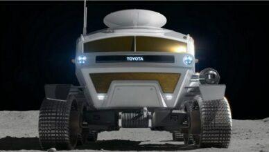 Toyota заключила сделку по созданию минивэна для луны