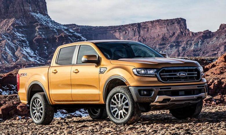 Ford и Volkswagen подтвердили, что совместно разработают пикапы следующего поколения