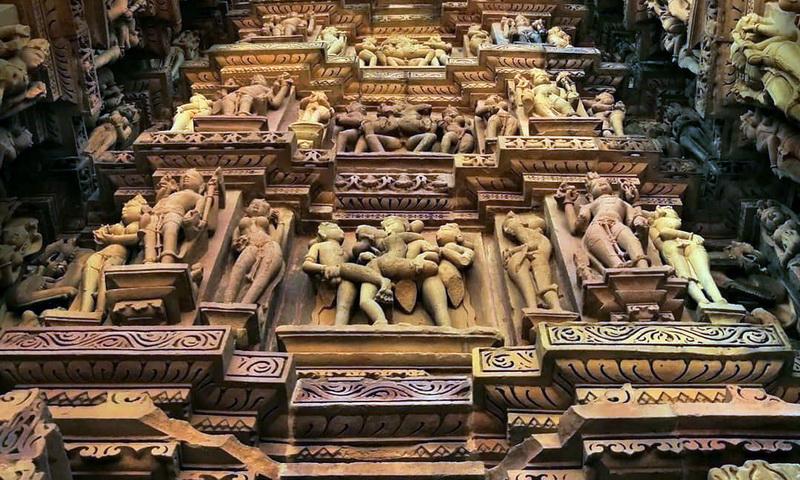 Ошибочный стереотип, окутывающий храмы Кхаджурахо