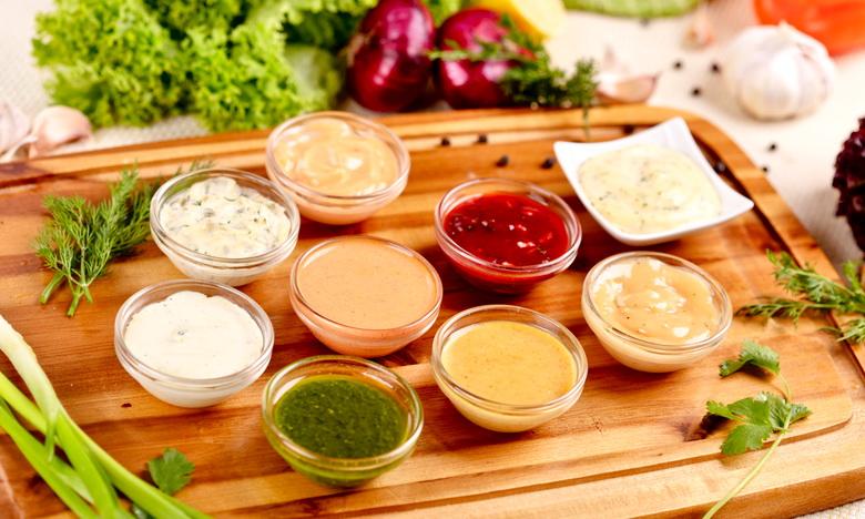 7 домашних соусов изумительного вкуса