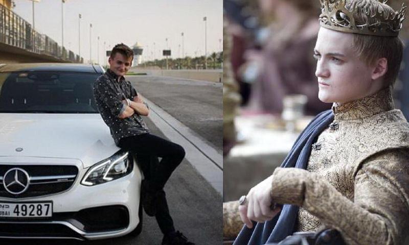 Реальные автомобили актеров сериала «Игра престолов»