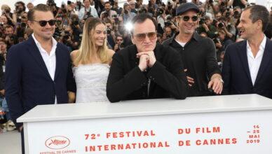 «Однажды в Голливуде» и семиминутные овации для Квентина Тарантино в Каннах