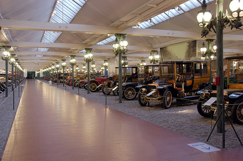 7 самых крутых автомобильных музеев в мире