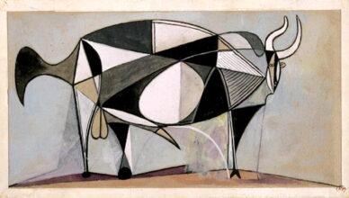 11 быков Пабло Пикассо
