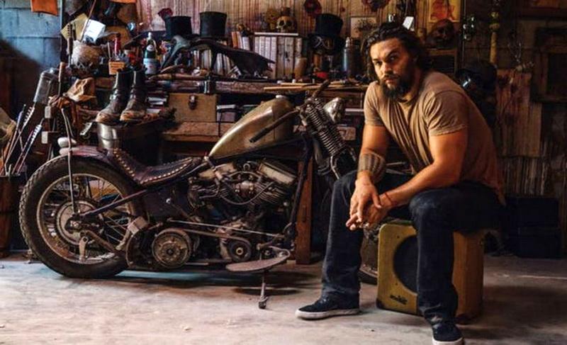 Машины и мотоциклы Джейсона Момоа