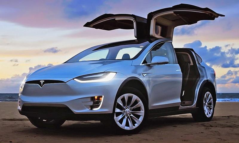 10 самых роскошных электромобилей