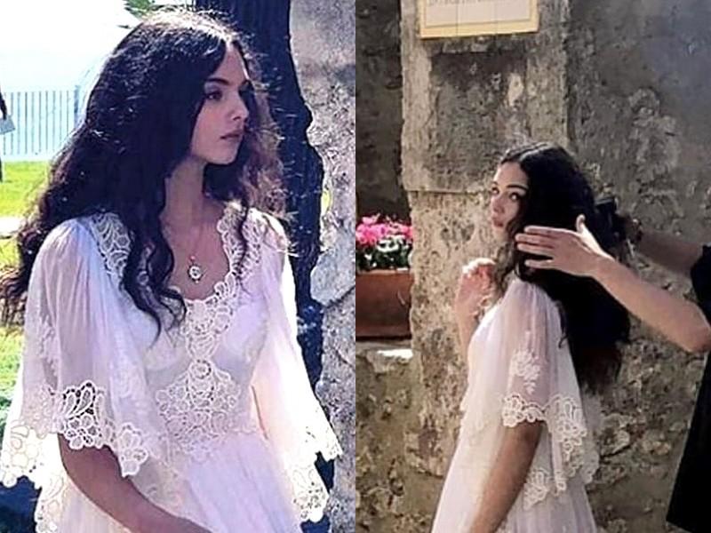 Дочь Моники Беллуччи будет лицом Dolce & Gabbana