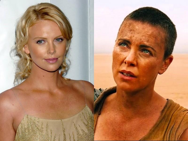 7 знаменитых актрис, которые подстриглись налысо ради роли в кино