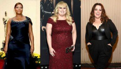 Знаменитые толстушки Голливуда