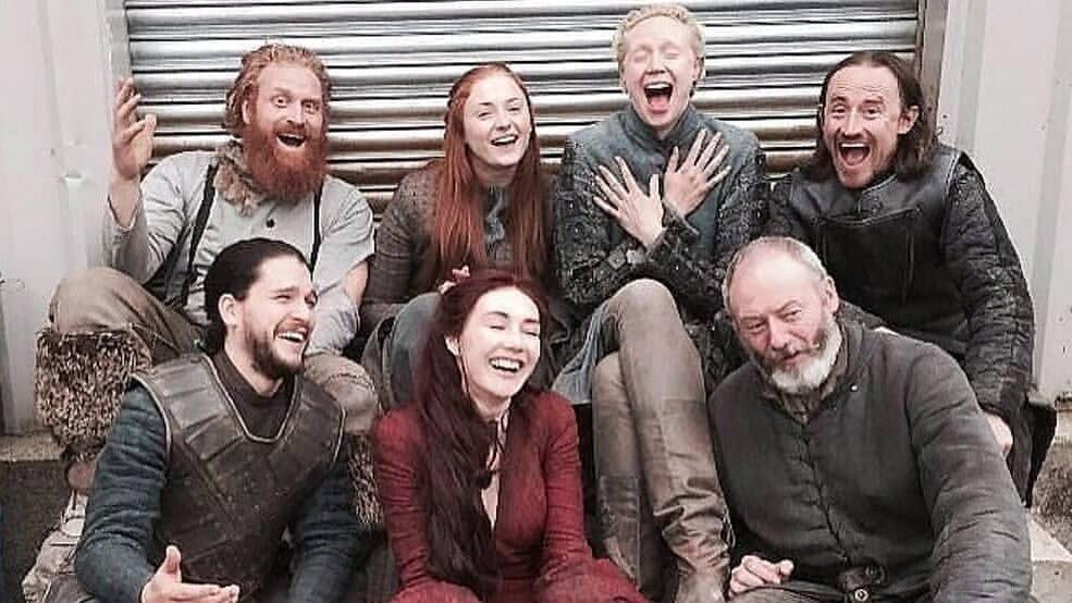 Персонажи «Игры престолов» с партнерами в реальной жизни