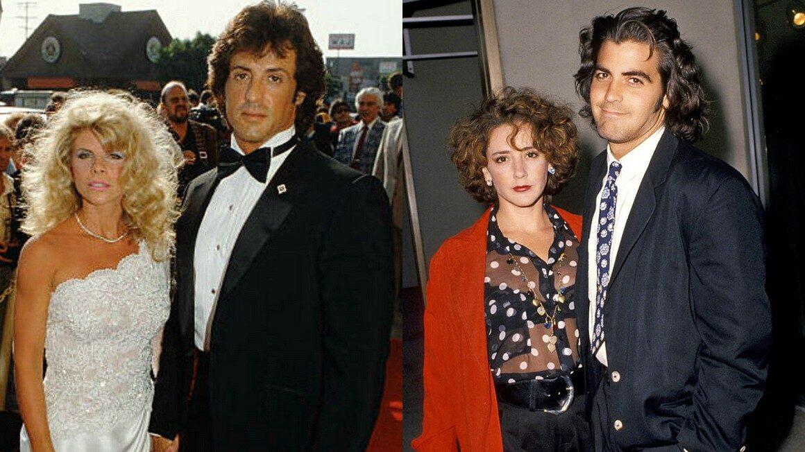 Актеры, которые бросили своих жен, когда стали знаменитыми