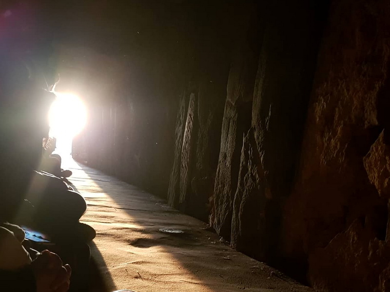 Древний подземный «Стоунхендж» в Испании Дольмен де Сото