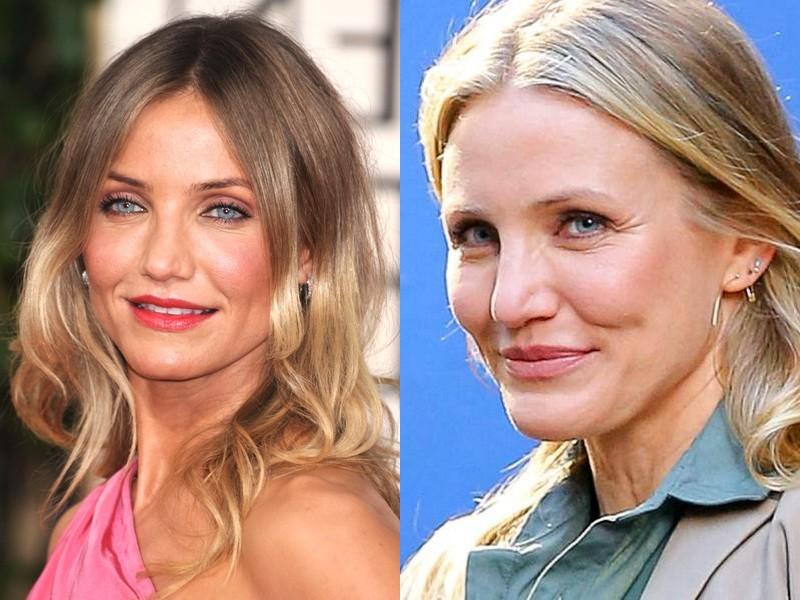 Знаменитости, которые без макияжа выглядят иначе
