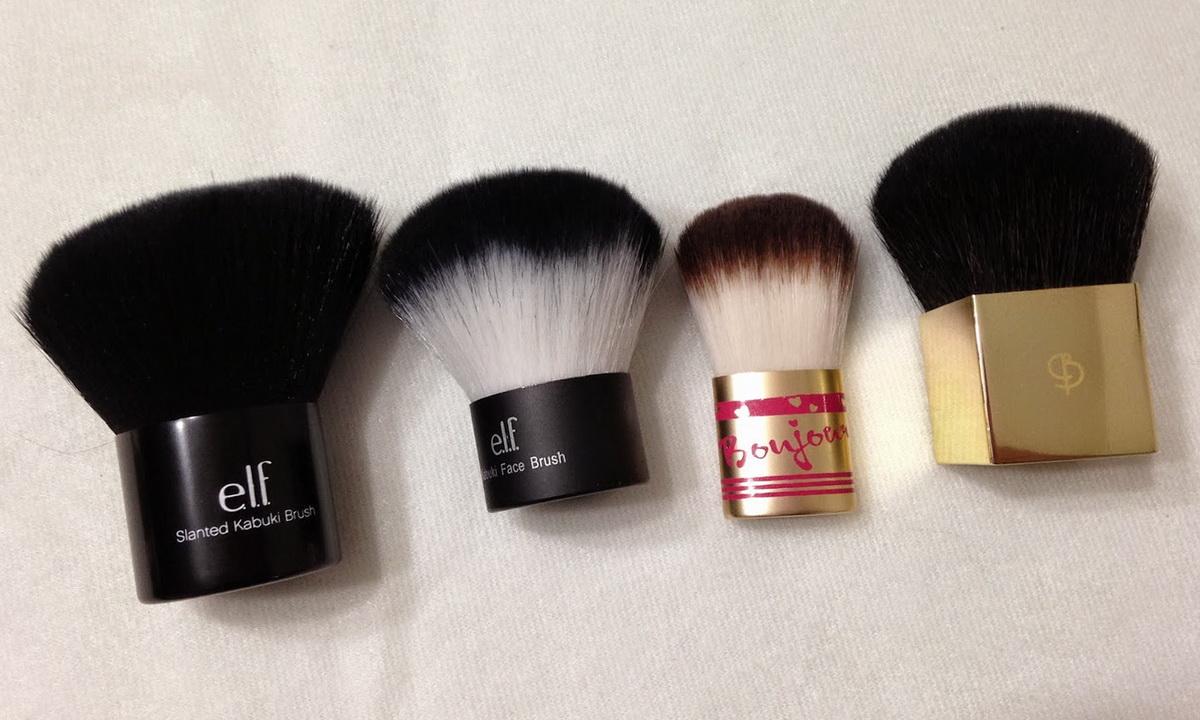 Кисти Кабуки для макияжа: виды и предназначения
